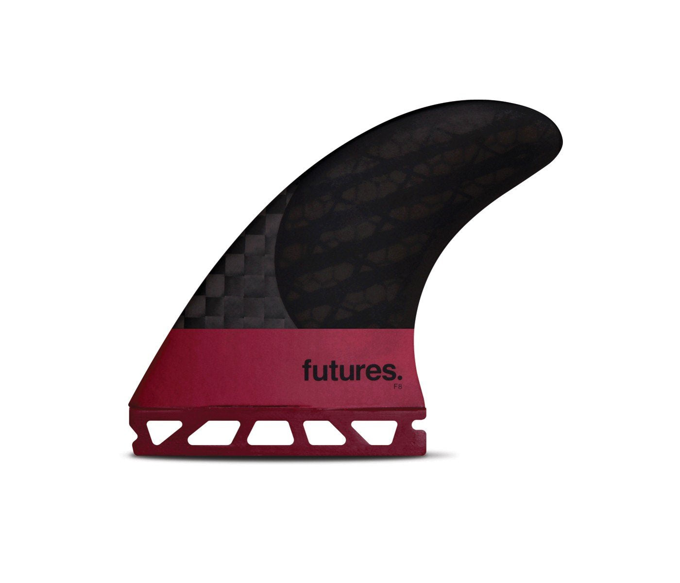 FUTURES V2 F8 LARGE BLACKSTIX 3.0 THRUSTER