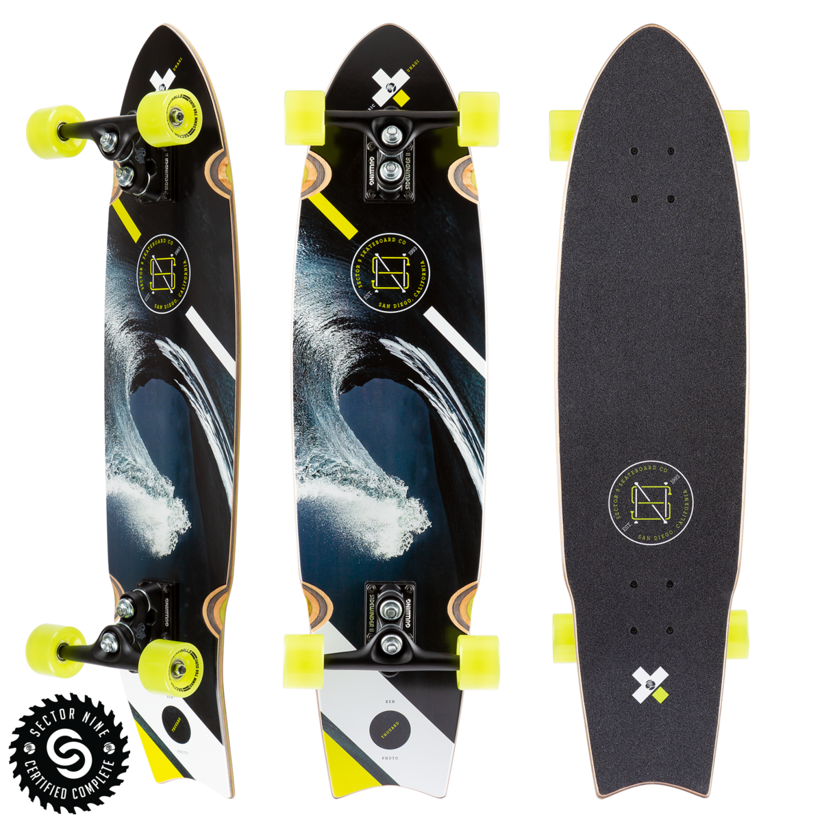 SECTOR 9 ELECTRIC UNAGI COMPLETE