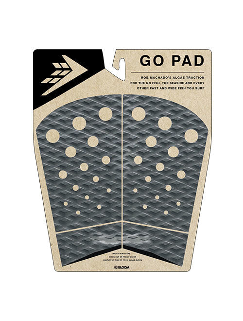 MACHADO GO PAD TRACTION GREY