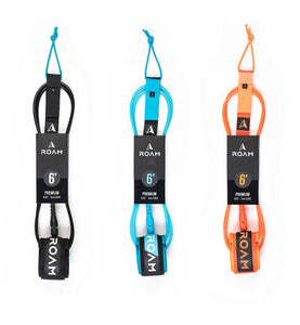 ROAM 6' PREMIUM LEASH