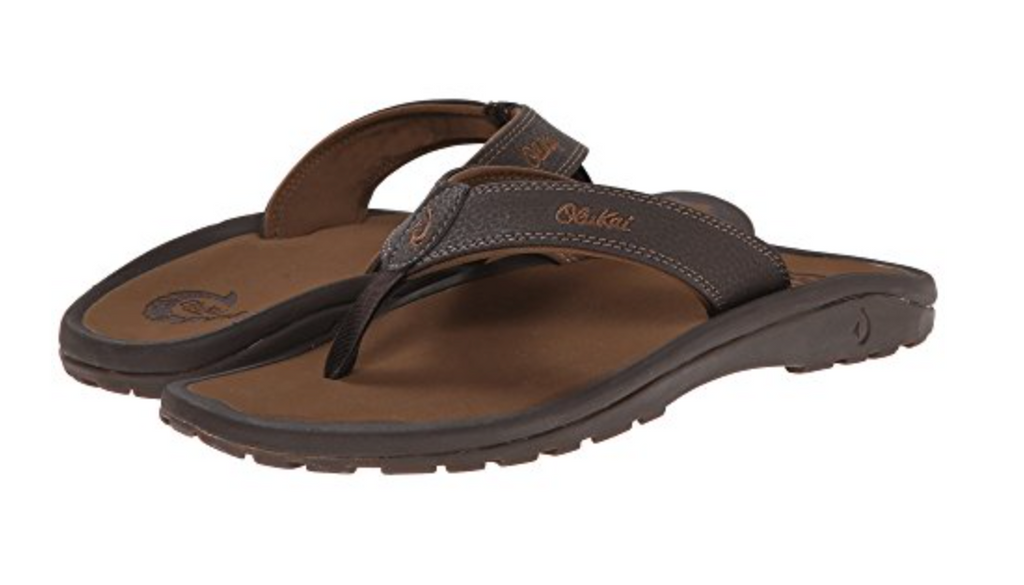 MENS OLUKAI OHANA MENS DARK JAVA/RAY