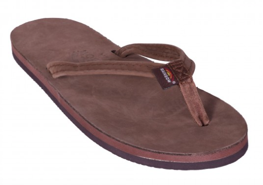 WOMENS  RAINBOW EXPRESSO NARROW LEATHER SINGLE