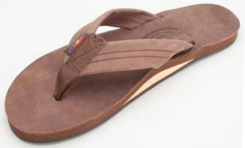 WOMENS  RAINBOW EXPRESSO ORIGINAL LEATHER SINGLE