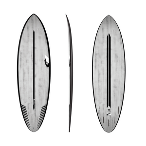 "5'8 TORQ ACT MULTIPLIER 19 7/8"" x 2 1/4""	28.8 L FUTURES (BLACK RAIL/BRUSHED)"