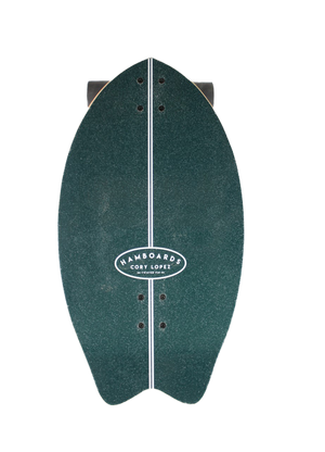 "HAMBOARD 26"" CORY LOPEZ TWISTED FIN SURFSKATE"