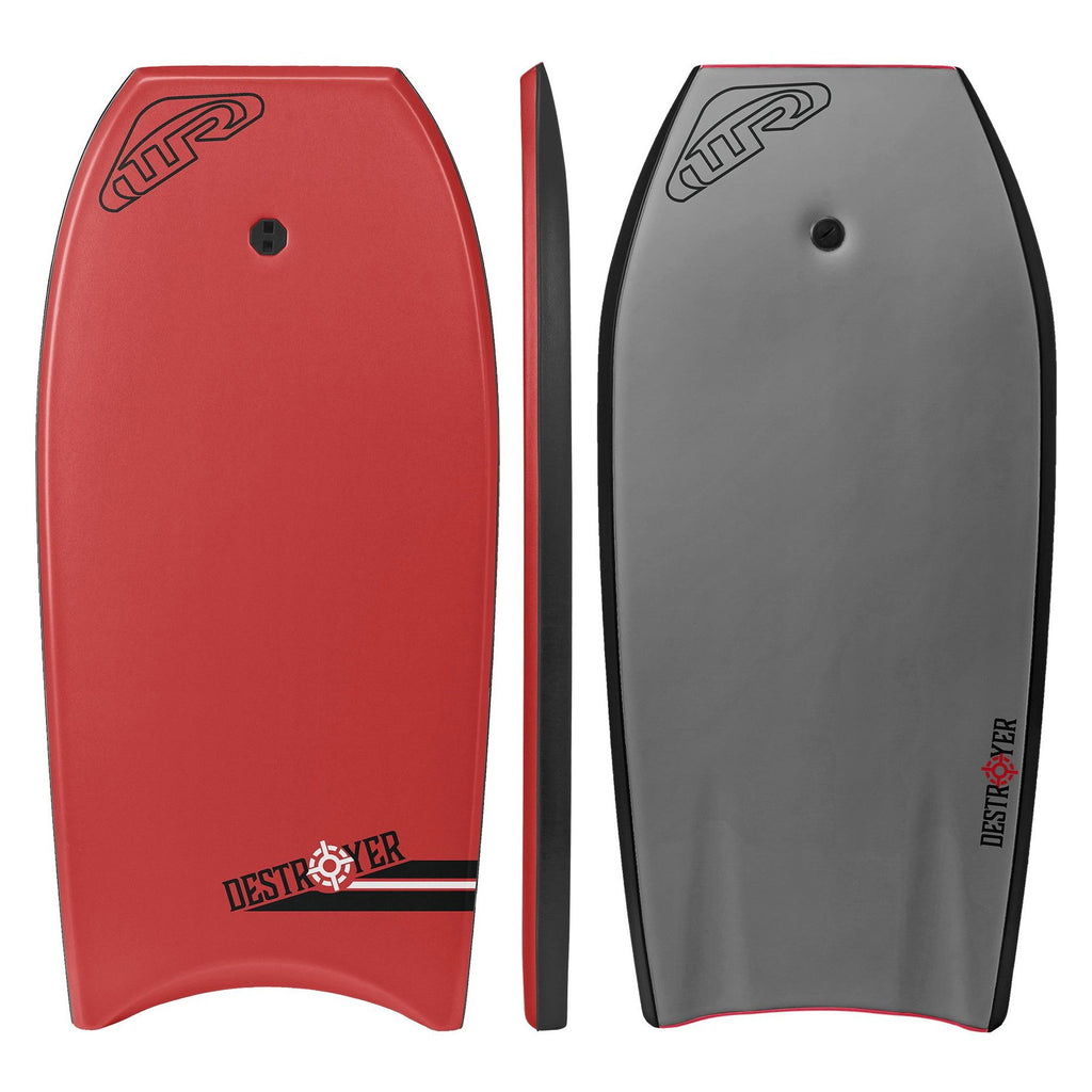 WAVE REBEL DESTROYER BODYBOARD (RED)