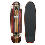 ALUMINATI LOG WOOD CRUISER BOARD 8.12 x 28