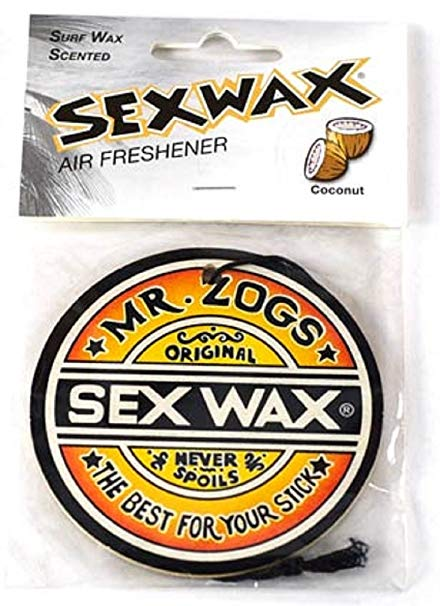 SEX WAX AIR FRESHENER