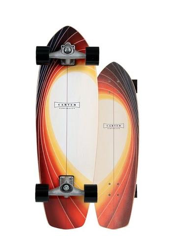 "CARVER C7 32"" GLASS OFF SURFSKATE COMPLETE"
