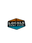 LOCALS SURF CLUB KEY CHAIN