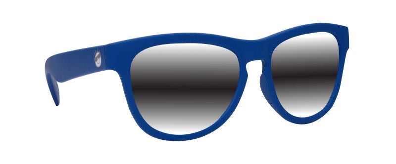 MINI SHADES 8-12 BLUE/SILVER MIRROR