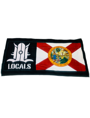 LOCALS LARGE BEACH TOWEL