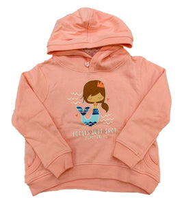 FOLK MERMAID GIRLS HOODY