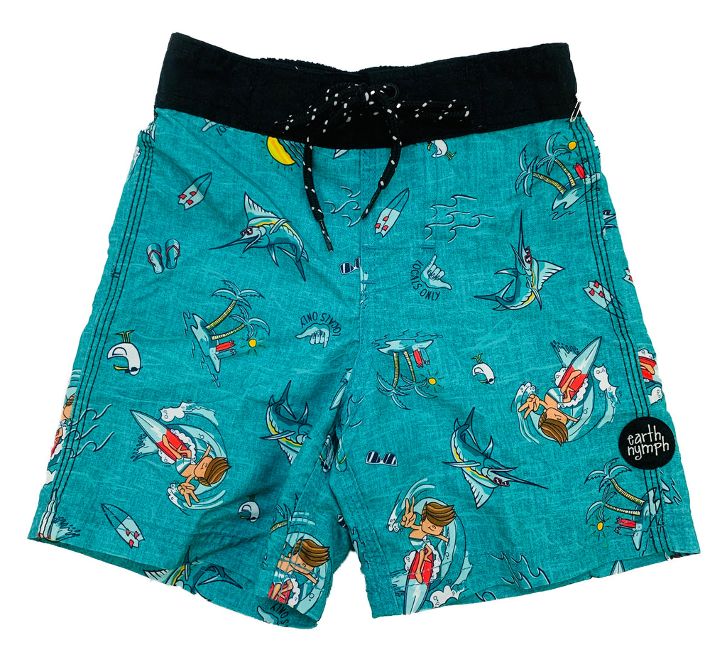 SURF ADVENTURE BOARDSHORT