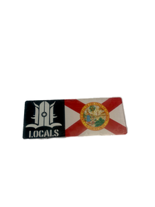 LOCALS FLORIDA KEY CHAIN