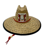 LOCALS ELECTORATE PATCH STRAW HAT