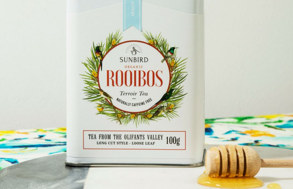 Poetry Blog: Experience Rooibos like this