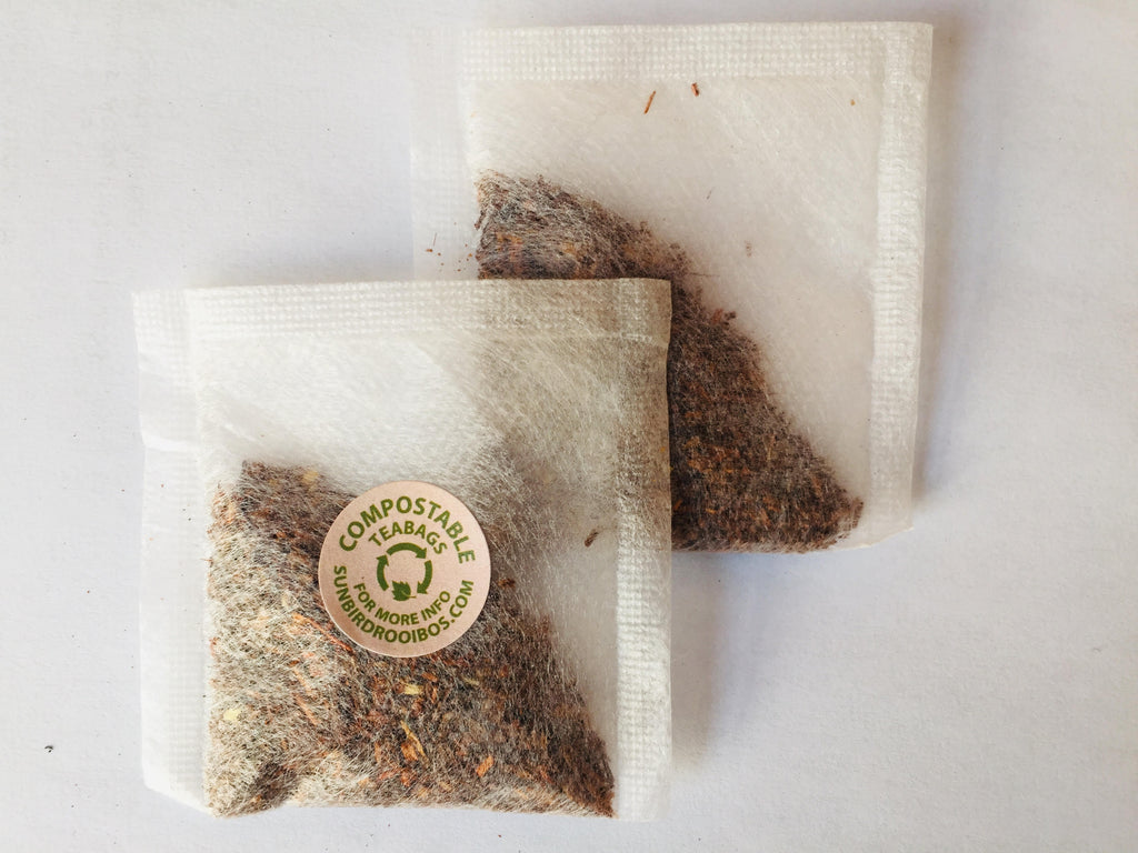 New compostable teabags - finally!