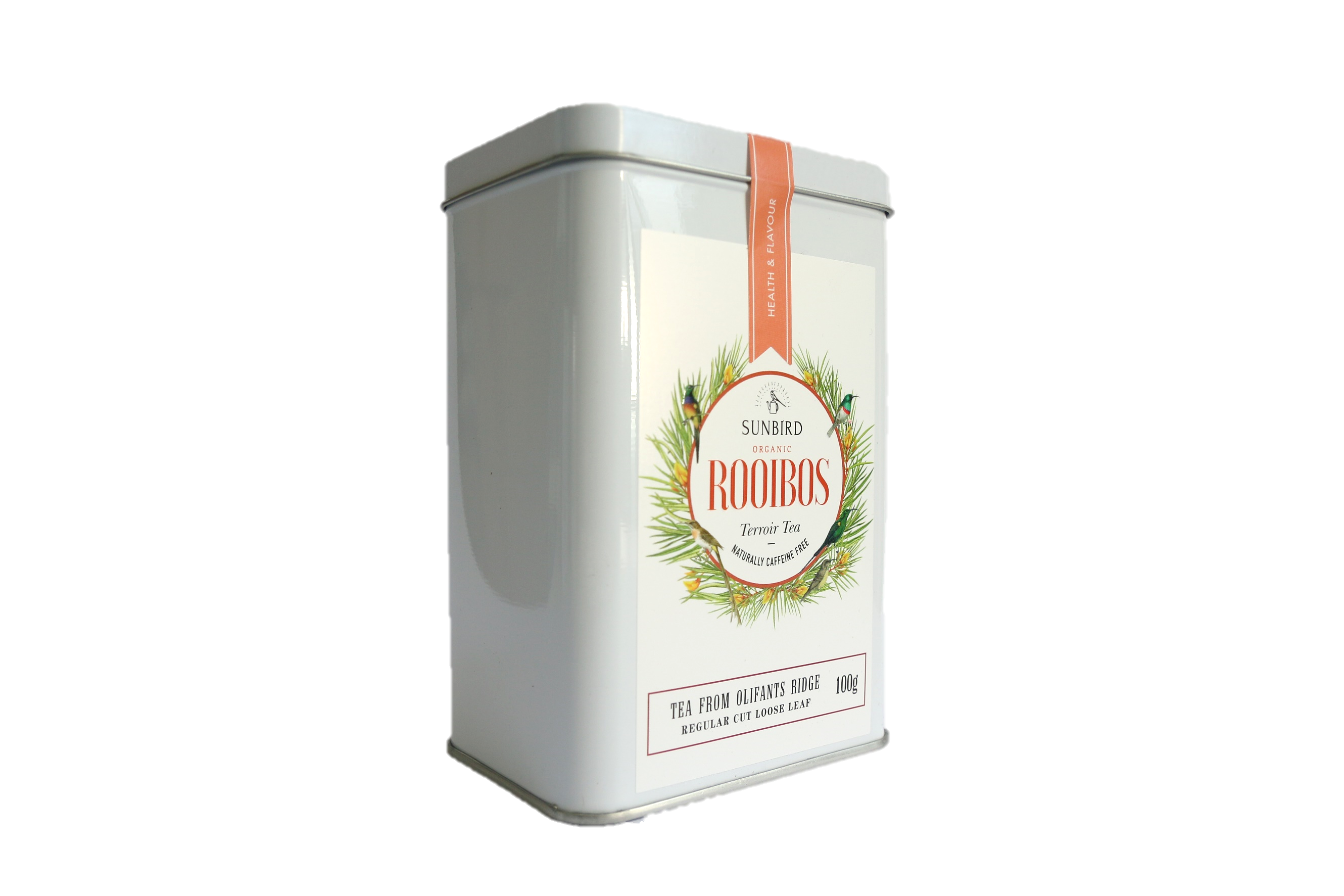 OLIFANTS RIDGE • Regular-Cut Loose Leaf Rooibos Tea • 100g