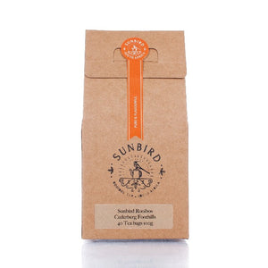 Sunbird Rooibos Cederberg Foothills single origin teabags