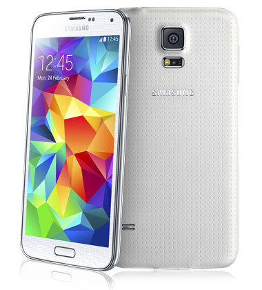 Samsung Galaxy S5 Water Damage Diagnostic