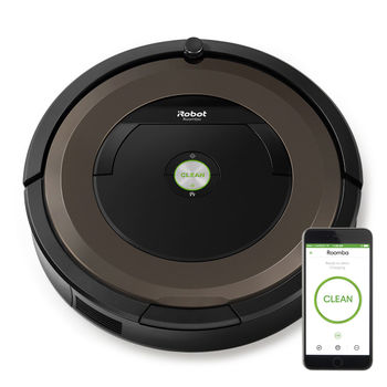 iRobot® Roomba® 890 Diagnostic