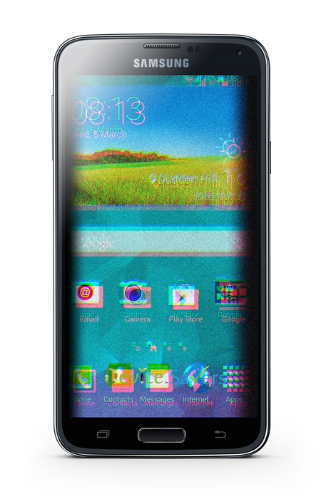 Samsung Galaxy S5 Active Glass & LCD Replacement