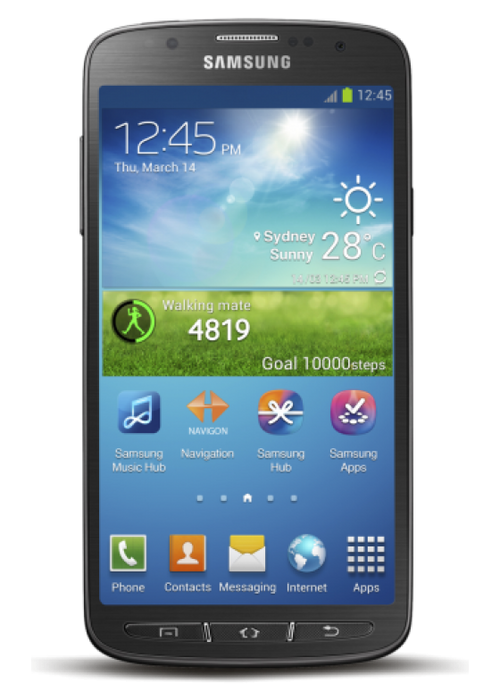 Samsung Galaxy S4 Active Glass & LCD Replacement
