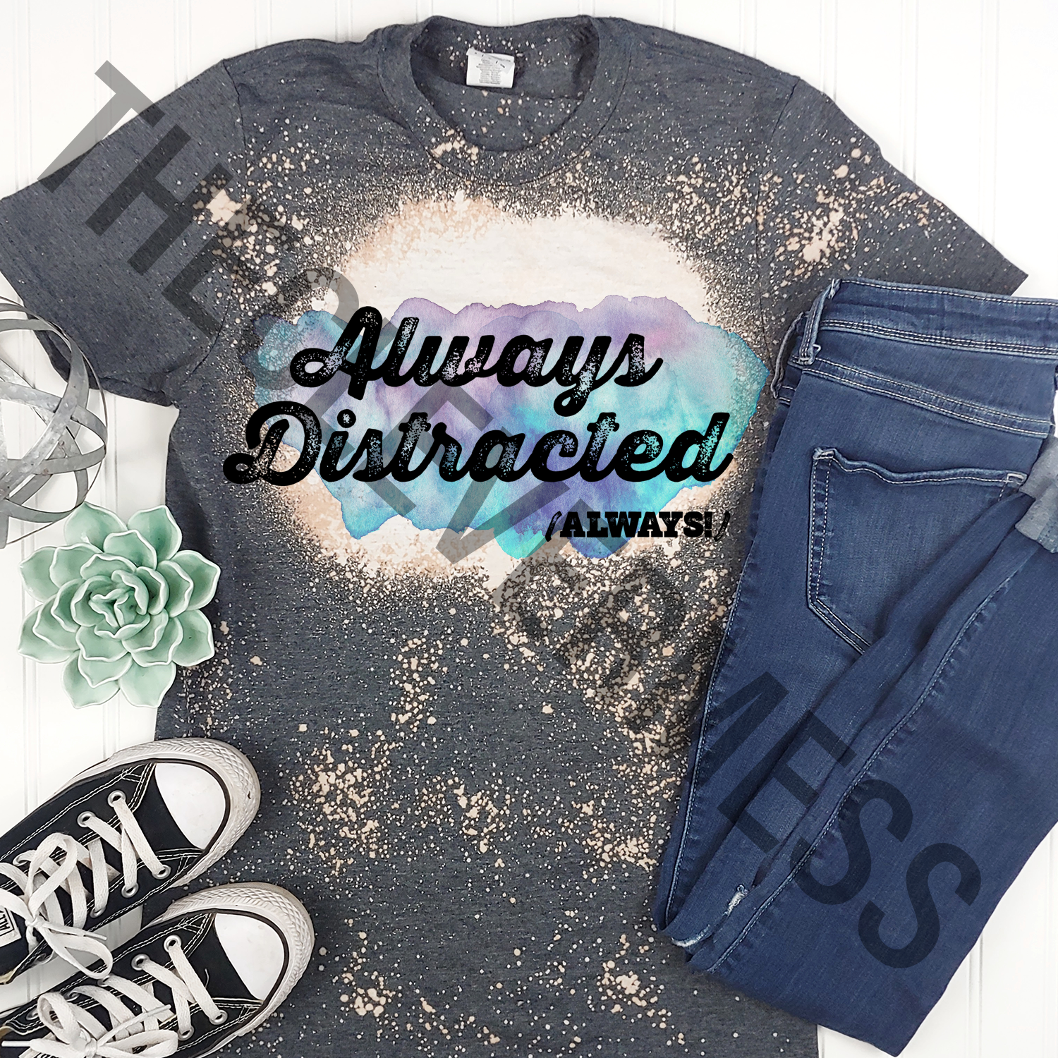 Always Distracted T-Shirt