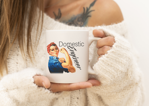 Domestic Engineer Mug