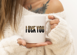 Love/F*uck You Mug