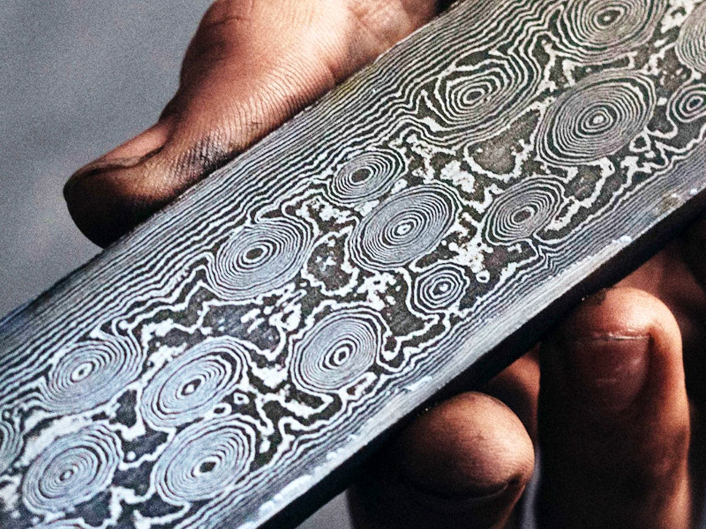 Introduction to Damascus Steel