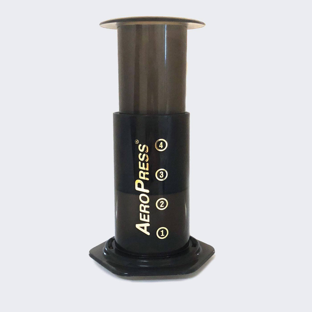 AeroPress - greenwheelcoffee