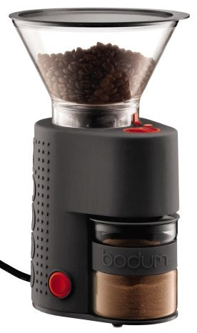 Bodum Bistro Electric Coffee Grinder - greenwheelcoffee