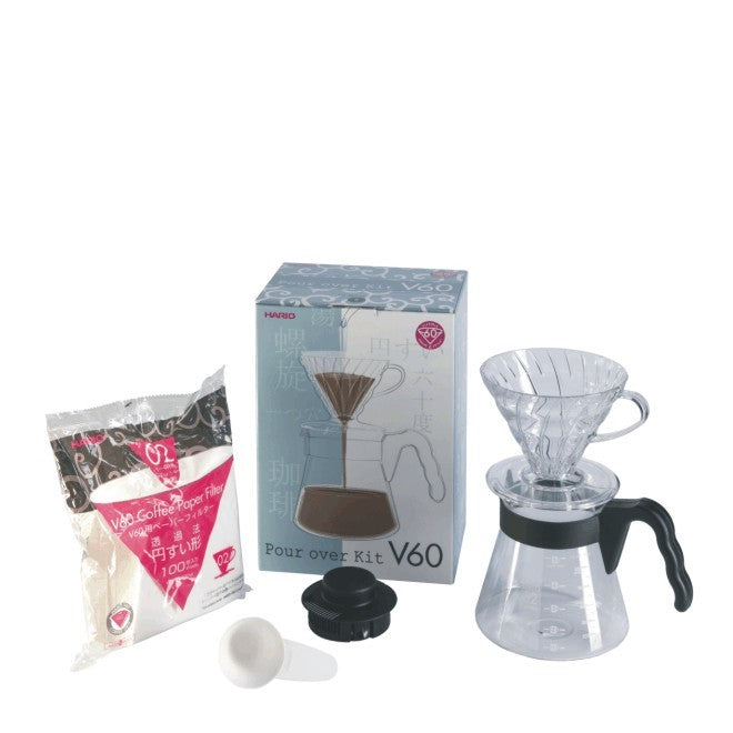 HARIO V60 Pour Over Kit - greenwheelcoffee