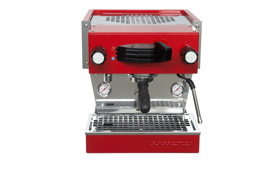 La Marzocco Linea Mini - Red - greenwheelcoffee