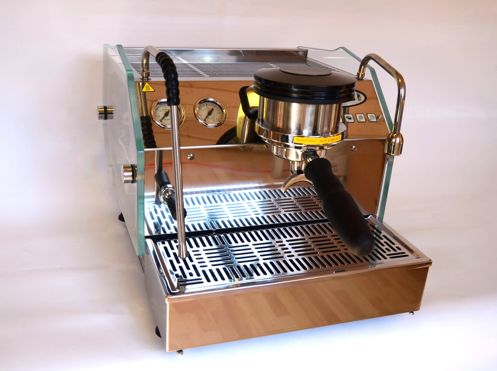 La Marzocco GS/3 AV - Transparent - greenwheelcoffee