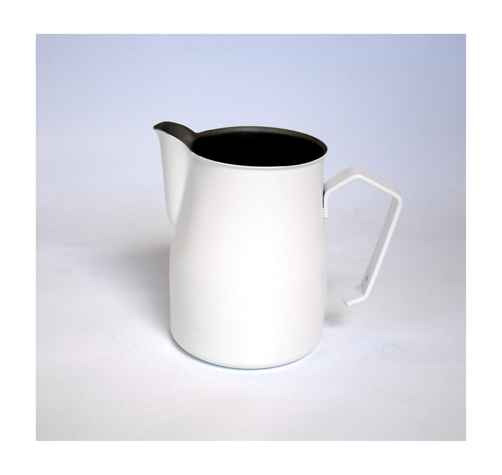 "MOTTA Milk Pitcher ""Europa"" white, 0.35l - greenwheelcoffee"
