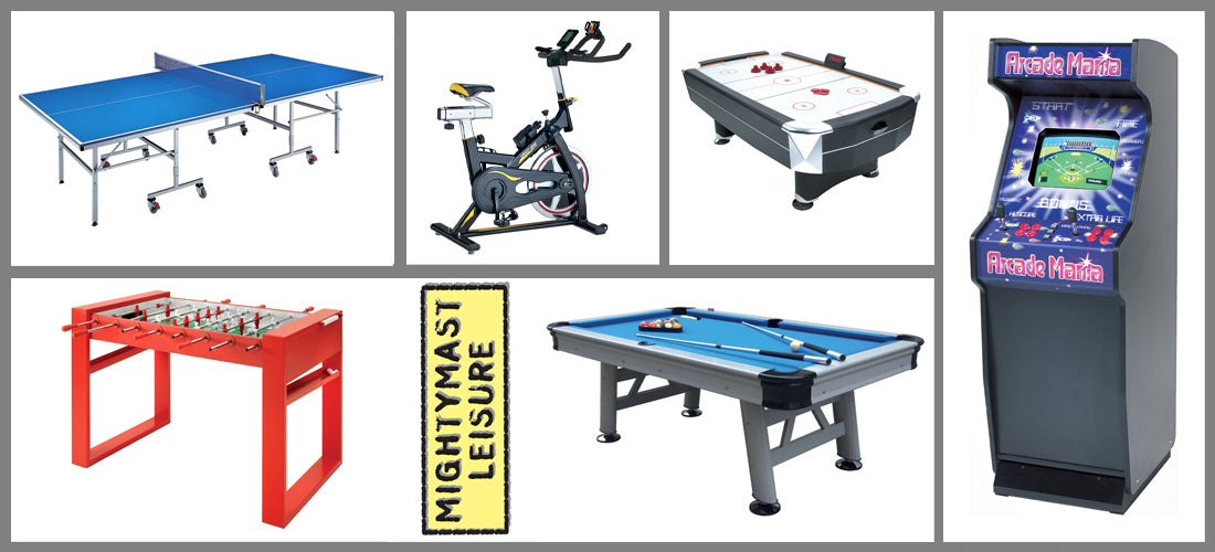 Mightymast Table Games and Sports and Fitness Equipment
