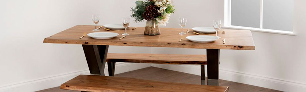 Hillier Home Contemporary Natural Wood Furniture and Modern Interiors Decor