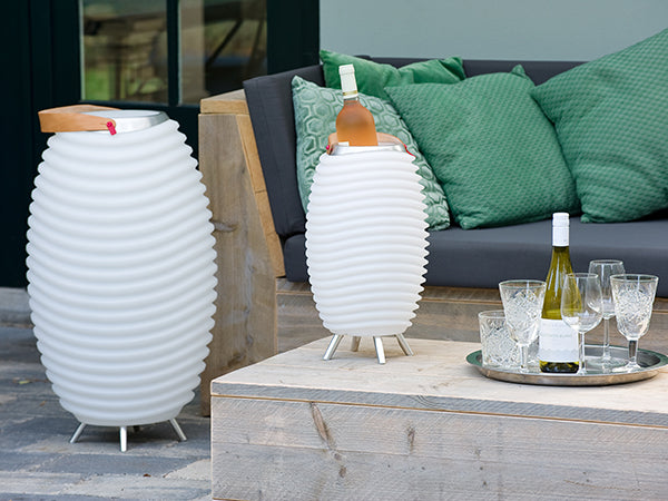 Kooduu Bluetooth Speaker, Lamp and Drinks Cooler