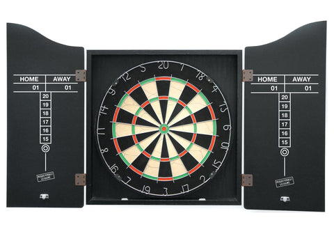 MIGHTYMAST Dartboard Set Tournament Quality and Accessories Game - unusualdesignergifts.co.uk