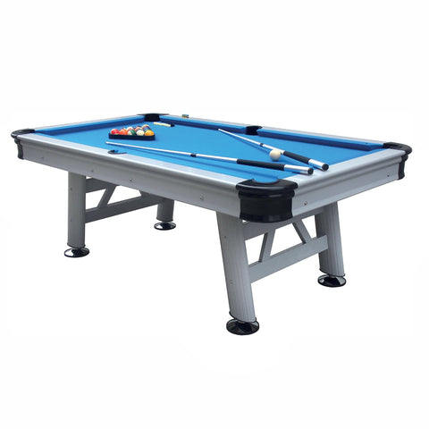Mightymas Astral 7' Outdoor Full Size Professional American Pool Table