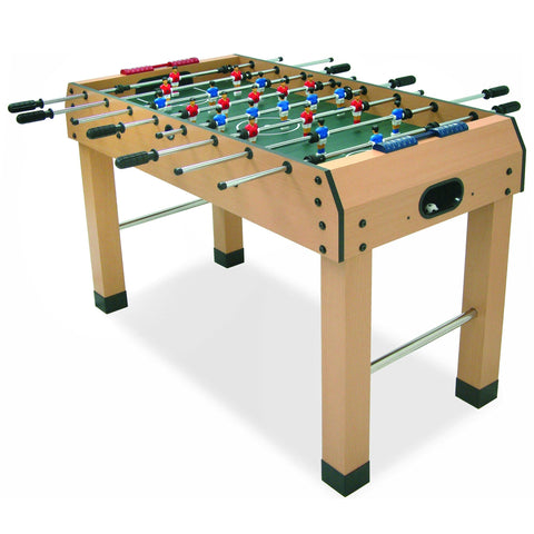 MIGHTYMAST Gemini Home Use Football Games Table - unusualdesignergifts.co.uk