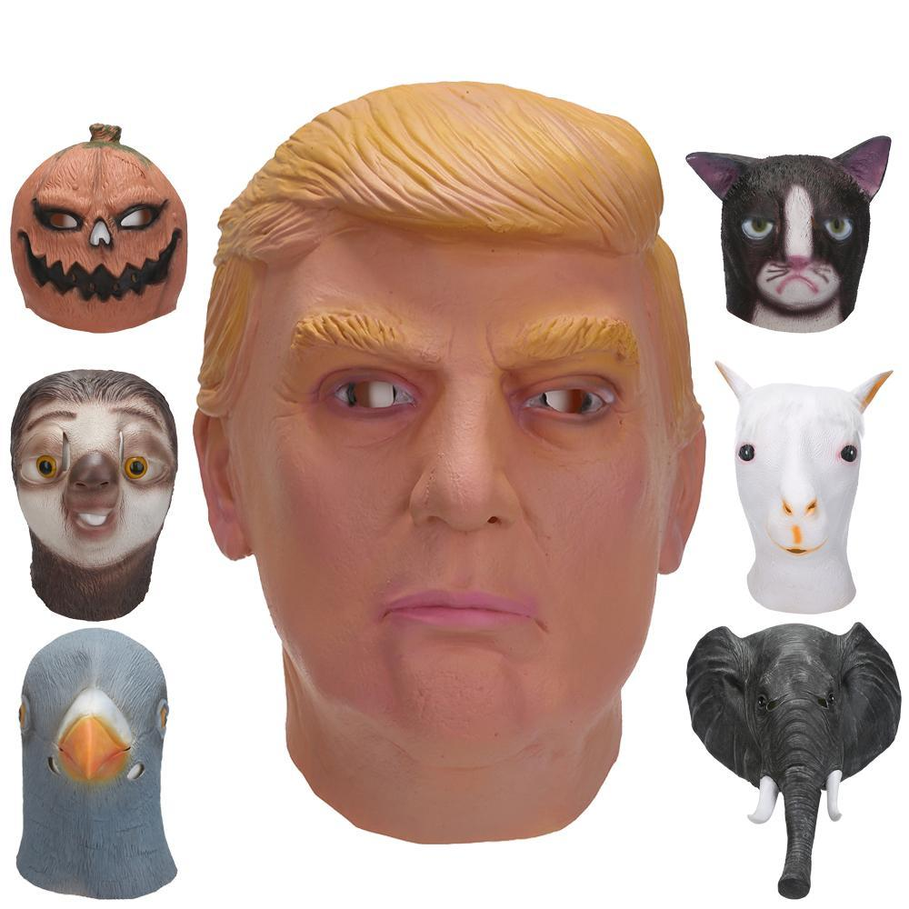 Trump Party Costume Mask