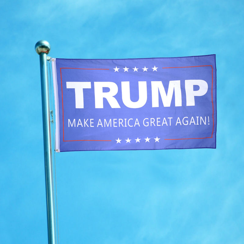 Trump Flag for USA