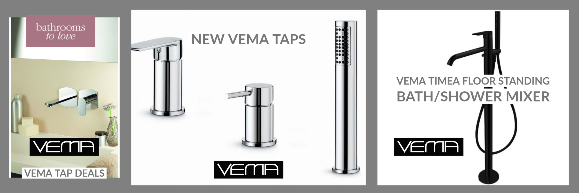 Introducing Vema Taps