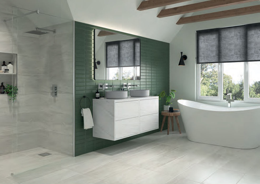Perla Marble Cabinets | Bathrooms to Love | BDUK