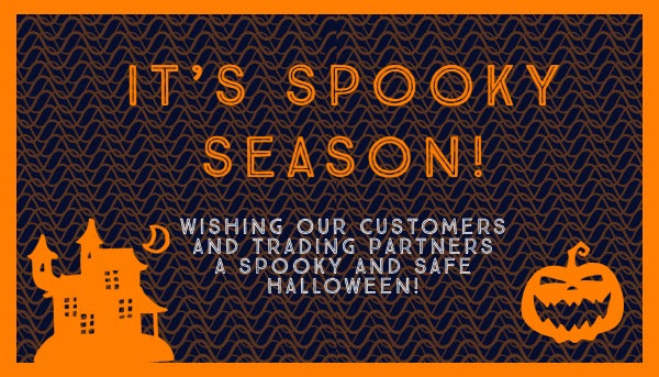 Happy Halloween from the team at BDUK