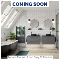 Moods Morina Urban Grey Gloss Collection